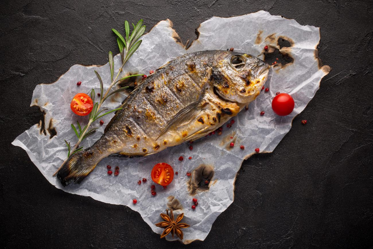 Fisch – Päckchen