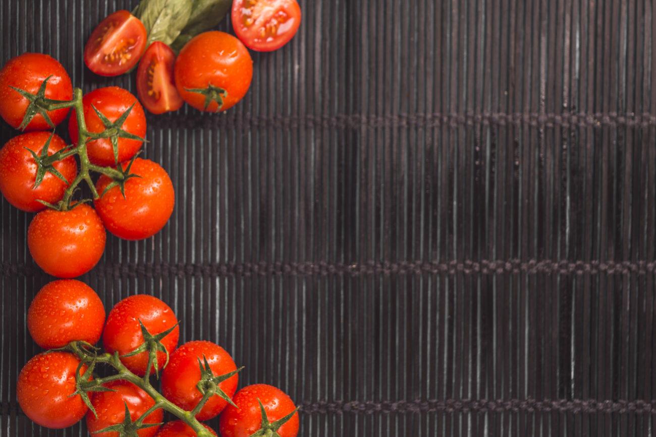Bärlauch-Tomaten-Süppchen