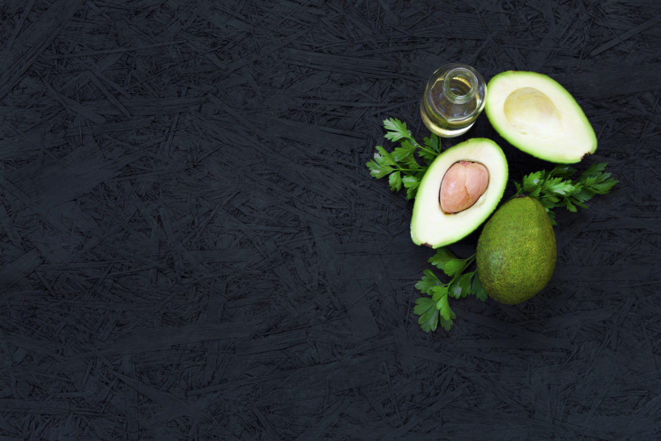 Sommerlicher Avocado-Salat
